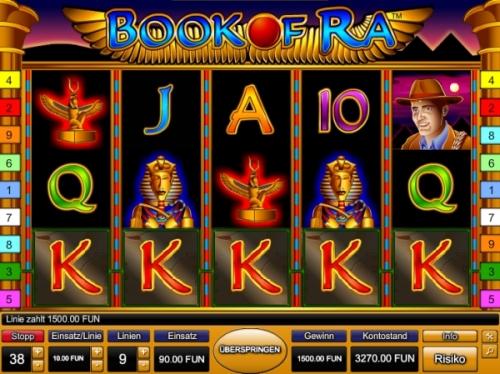 Book Of Ra Online Spielen Trick